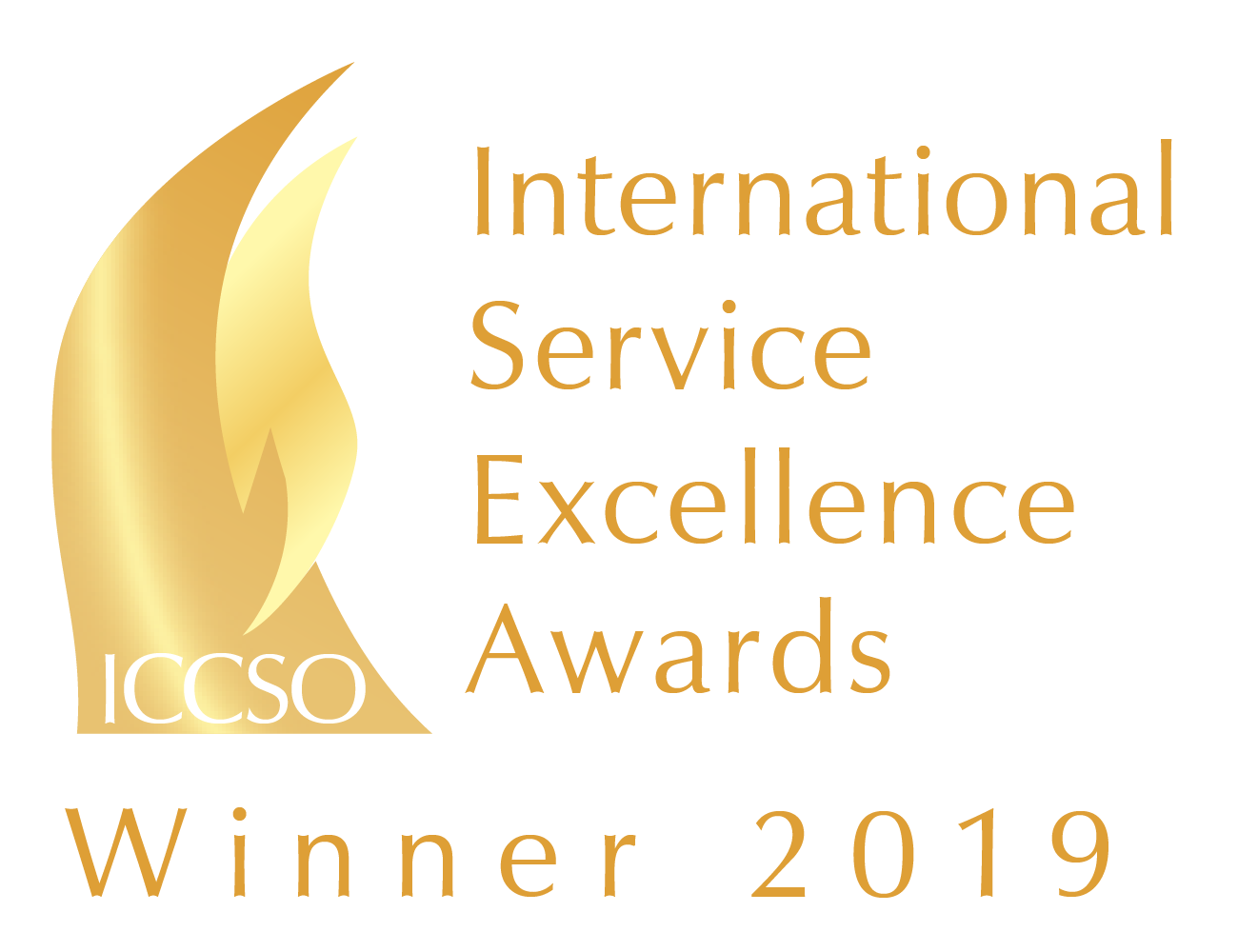ISN wins International Service Excellence Award.