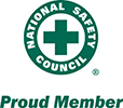 ISN is a proud member of the National Safety Council.