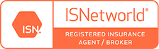 ISNetworld Verzekeringsagent / Makelaar Logo