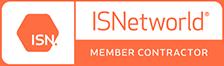 5. ISNetworld Aannemer Logo
