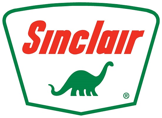 Sinclair White Logo (002)