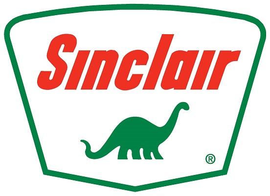 Sinclair White Logo (002)