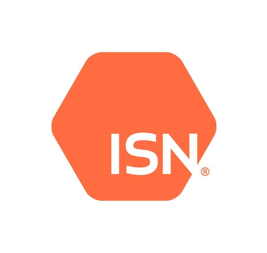 Enlarged logo
